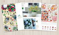 Digital Catalog of preserved flowers (PDF)