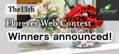 The 15th Florever Web Contest